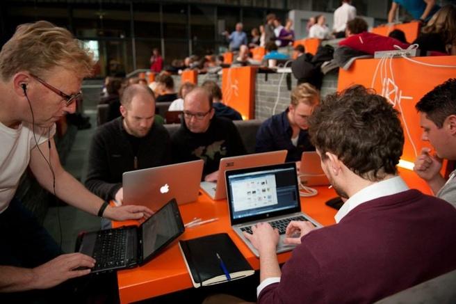 Hackathon Open State Foundation