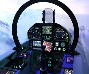 Flight simulators