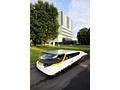 Stella zonneauto van Solar Team Eindhoven