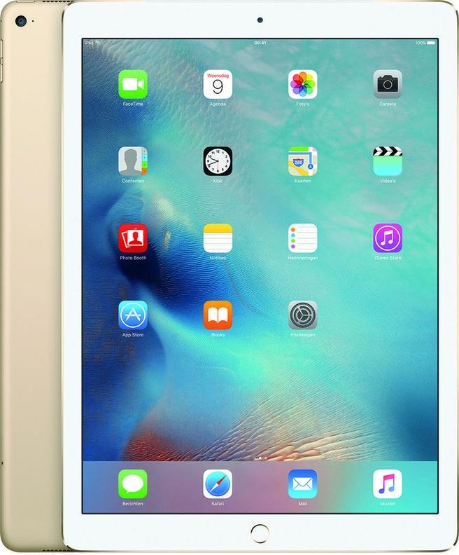 Apple iPad Pro WiFi + Cellular 128GB Goud
