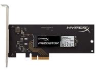 Kingston HyperX Predator SSD M.2 + HHHL PCIe adapter 240GB