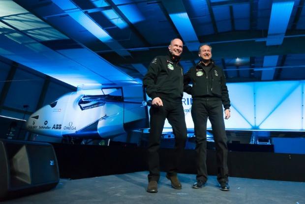 Team Solar Impulse 2