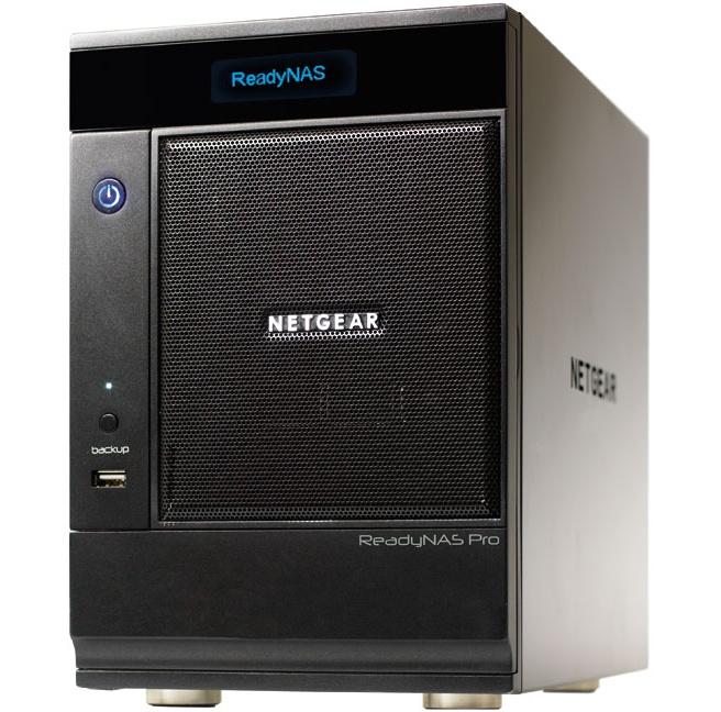 Netgear ReadyNAS Pro Pioneer Edition
