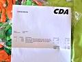 CDA webshop