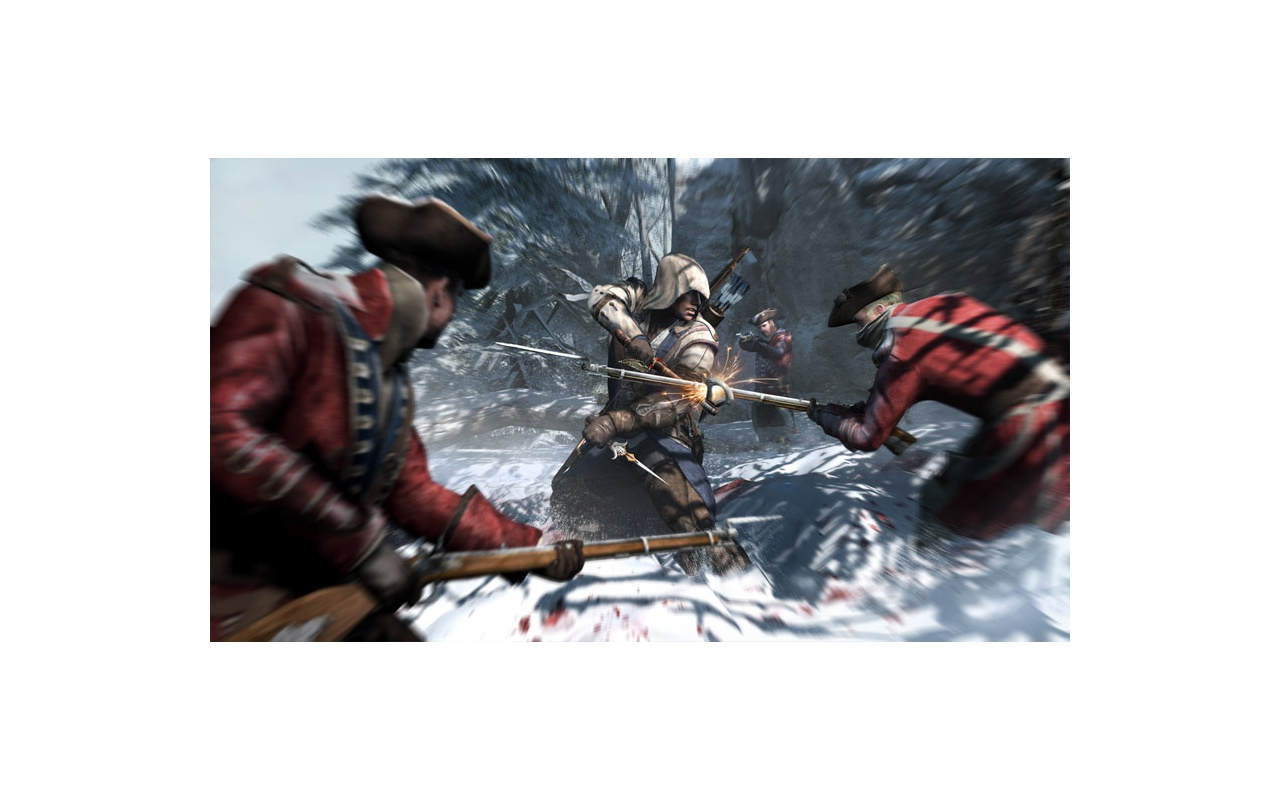 Assassin's Creed III (PS3 Exclusive Edition), PlayStation 3