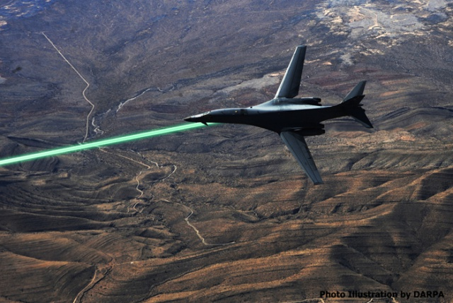 Hellads laserwapen