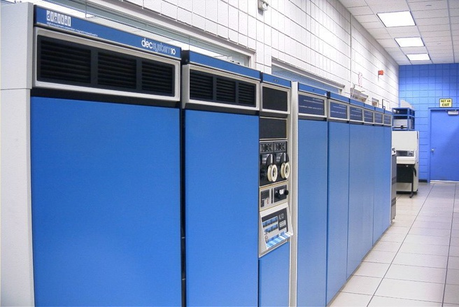 pdp-10-systeem