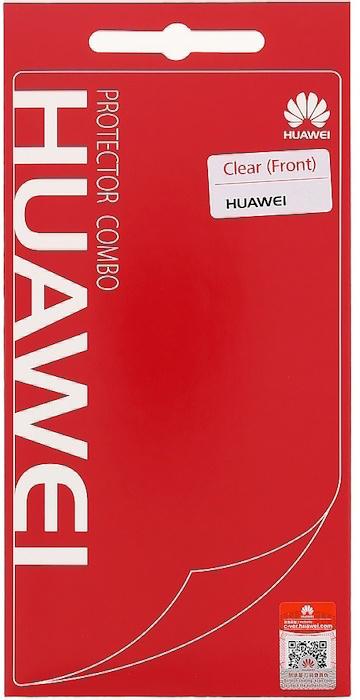 Huawei Origineel Screen Protector Clear voor Mate 8
