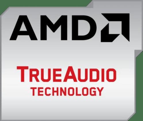 AMD TrueAudio logo