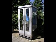 Telefooncel in Aalst