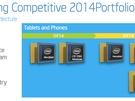 Intel Merrifield en Moorefield MWC 2014