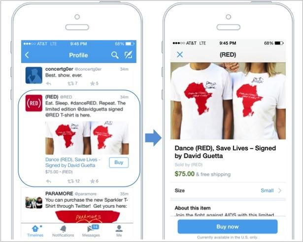 Buy Now Twitter