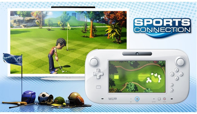 Sports Connection, Wii U