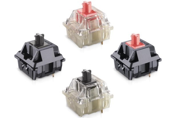 Cherry MX Silent switches