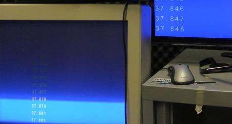 Samsung ES6800 input lag pc-modus
