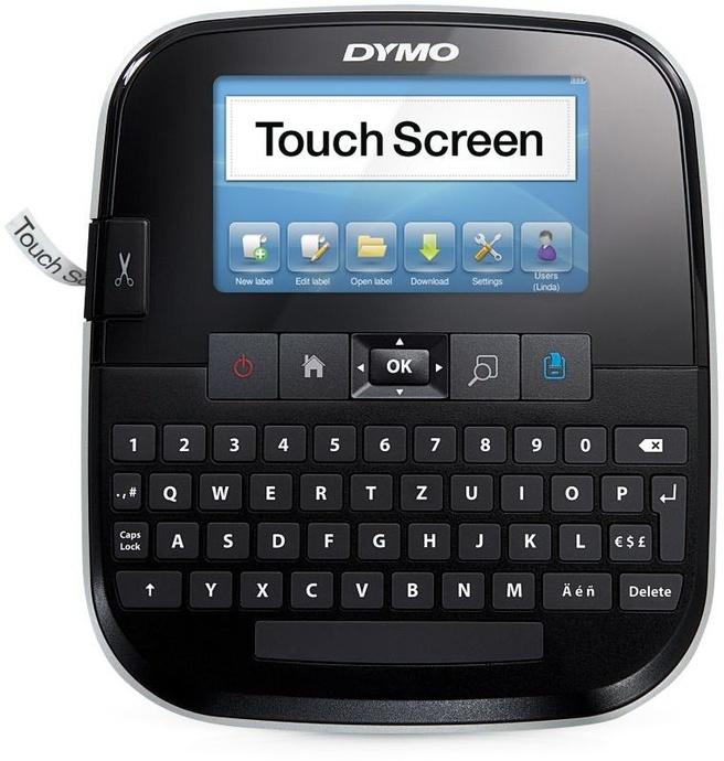 Dymo LabelManager 500TS (Qwertz toetsenbord, S0946440)