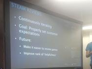 Valve-presentatie over Steam