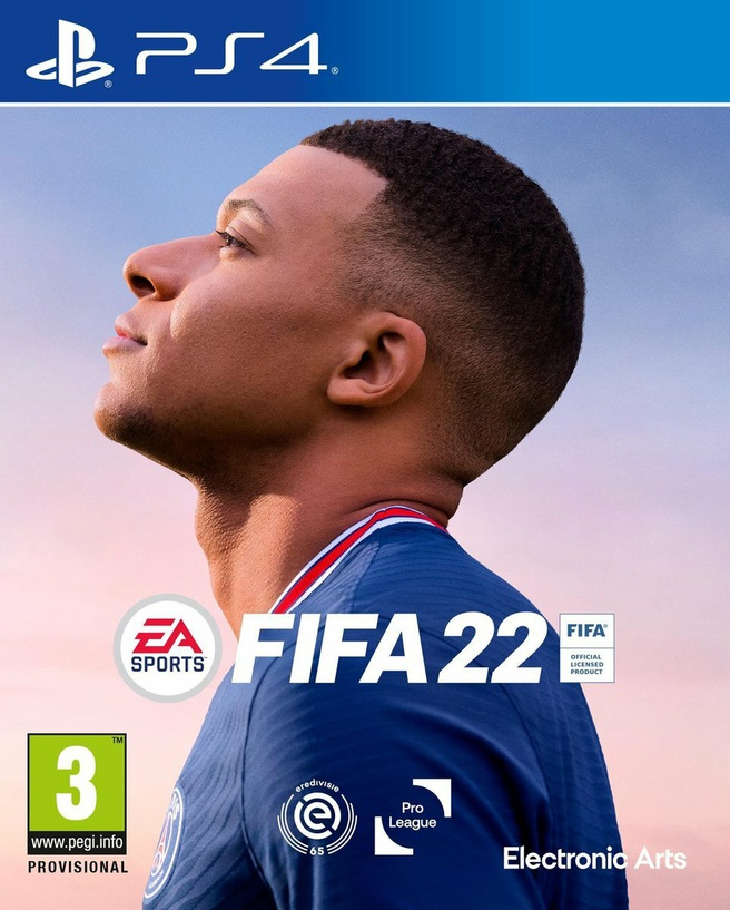 FIFA 22, PS4