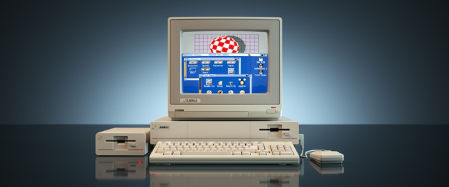 Commodore Amiga 1000