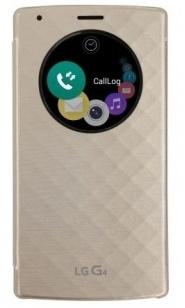 LG G4 Quick Circle Cover - CFV-100 - Gold