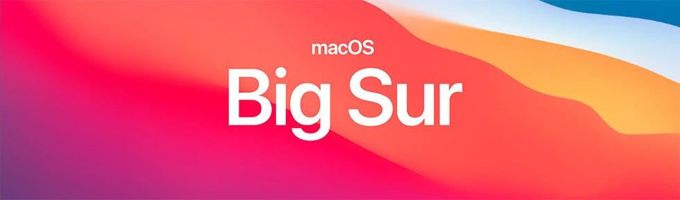 Apple macOS 11 Big Sur