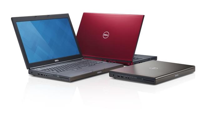 Dell M4800 en M6800 Precision