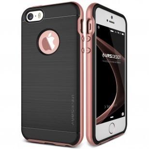 VRS DESIGN High Pro Shield Apple iPhone SE Case - Rose Gold