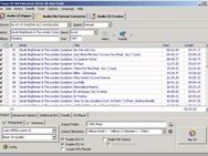 Easy CD-DA Extractor 8.1 screenshot
