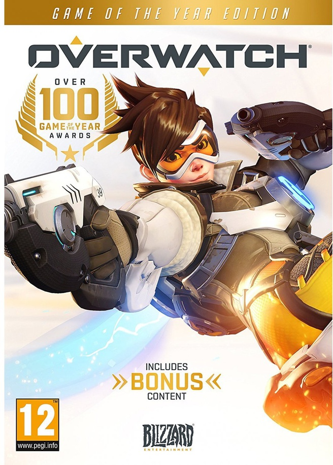 Overwatch Game of the Year Edition, PC (Windows)