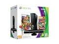 Goedkoopste Microsoft Xbox 360 Slim 4GB + Carnival Games + Kinect Adventures + Kinect Zwart