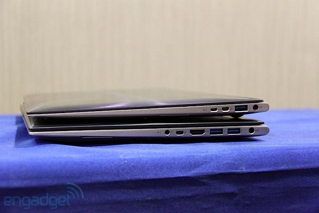 Asus UX32vd versus UX31A