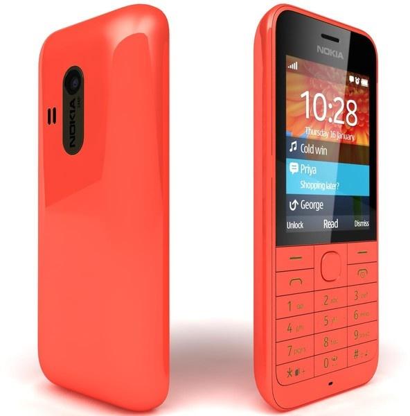 Nokia 220 Rood - Specificaties - Tweakers