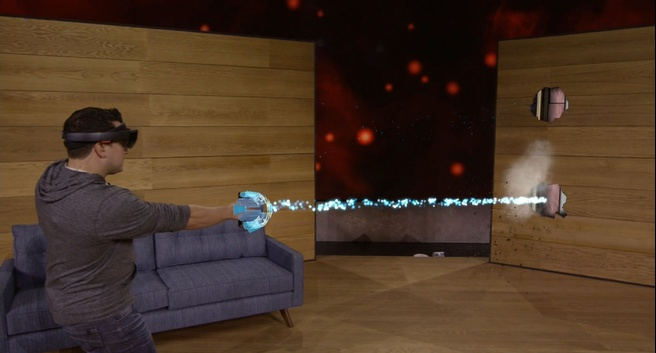 Hololens controller