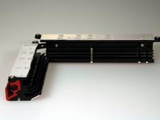 CPU VRM koelblok losgenomen