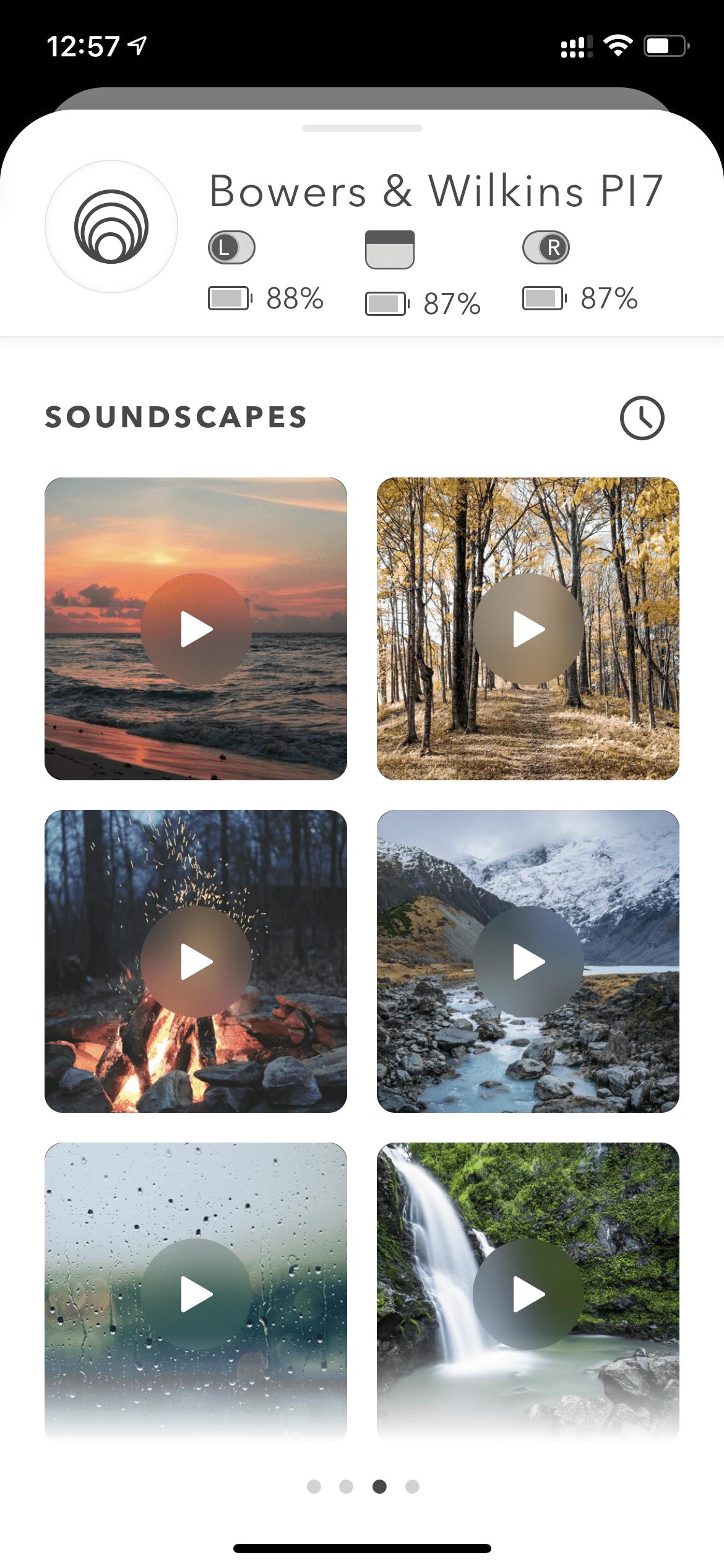 App Soundscapes- Klik voor groot