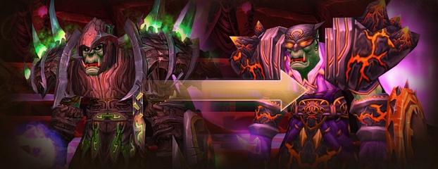 World of Warcraft: Transmogrification