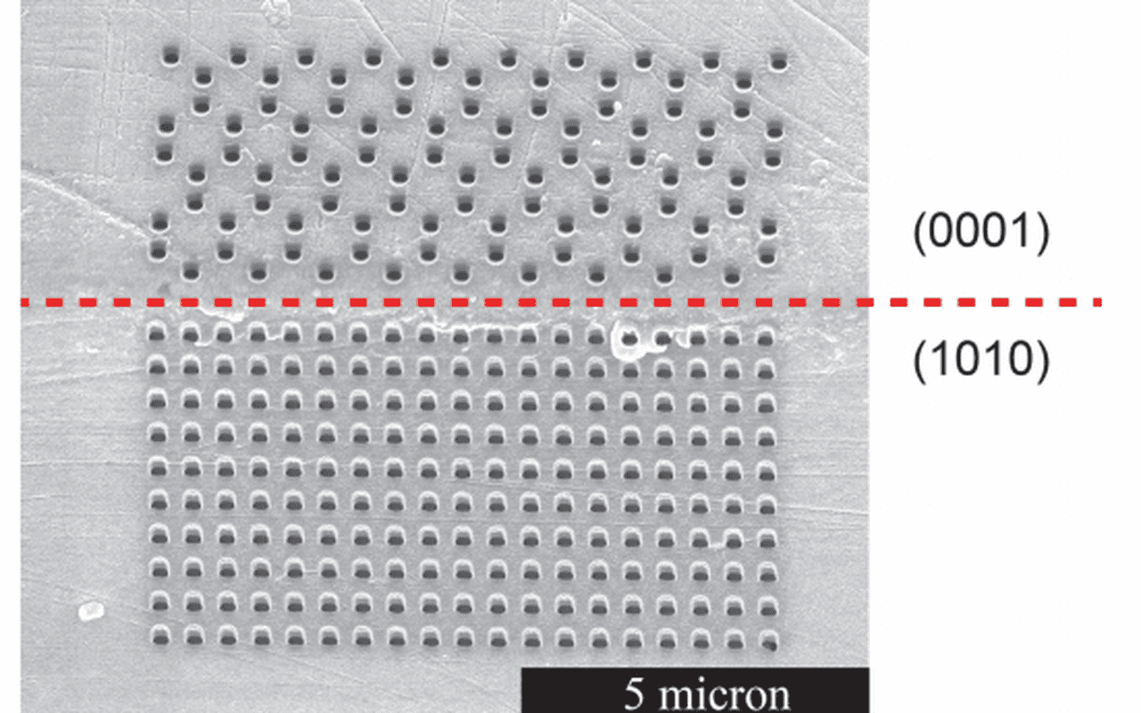 Universiteit Twente Method to make a single-step etch mask for 3D monolithic nanostructures