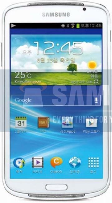 """Samsung 5,8""""-mediaspeler 2012"""