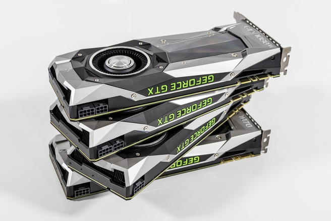 Nvidia GTX 1070 1080 1080Ti