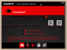 Gigabyte – Homecloud
