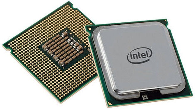 Intel Woodcrest-processor