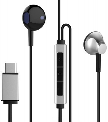 Baseus B51 USB-C Wired Headset - in-ear - Black