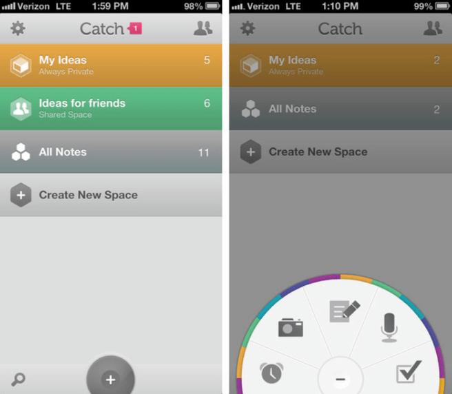 Catch iOS