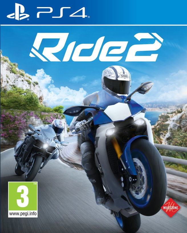 Ride 2, PlayStation 4