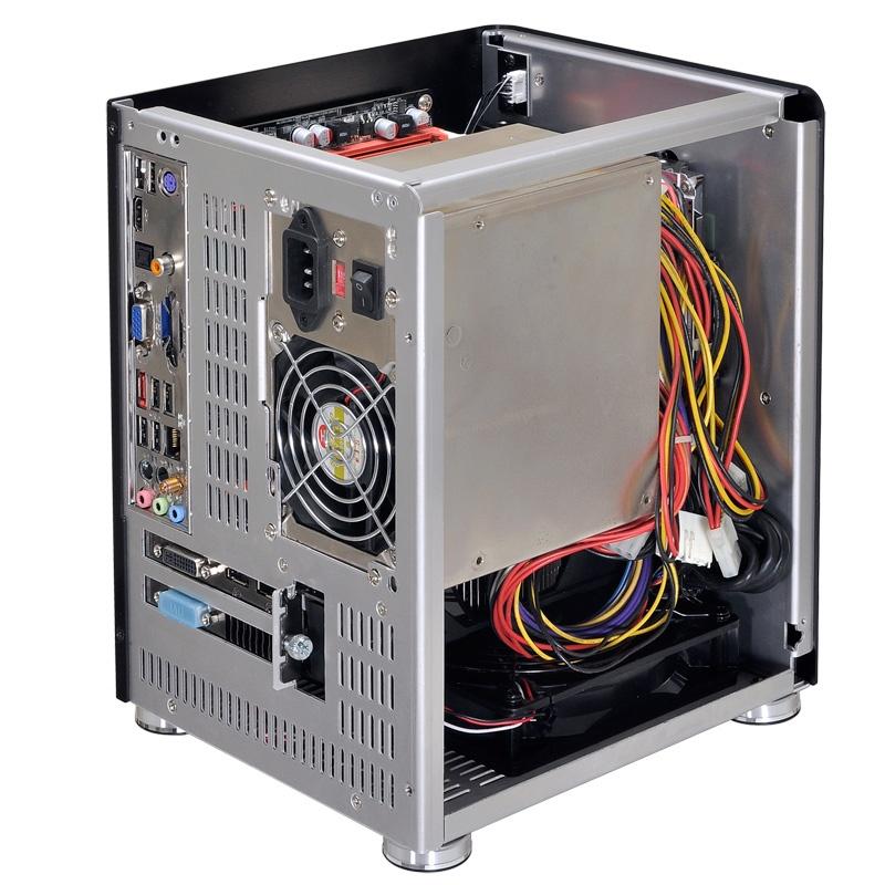 Lian Li Introduceert Mini Itx Behuizing Pc Q01 Computer