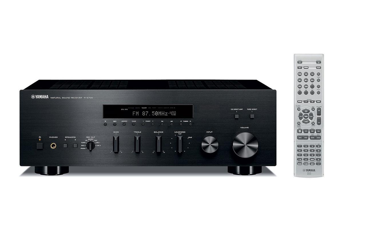 Yamaha r s700 zwart specificaties tweakers for Yamaha r s700 receiver