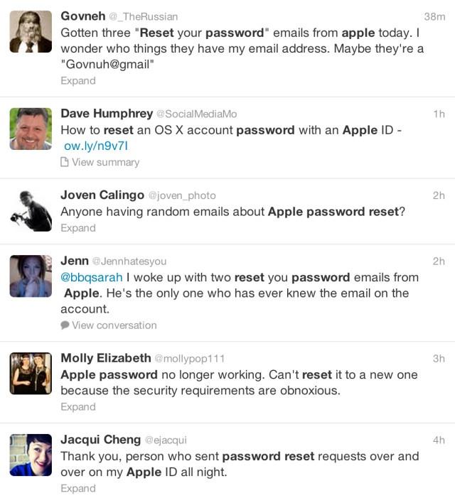 Twitter -- Apple-ontwikkelaars