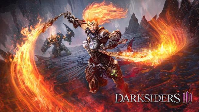 Darksiders III