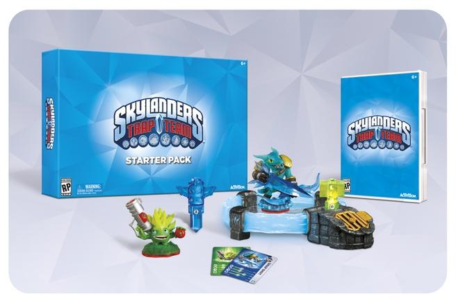 Skylanders Trap Team, Nintendo 3DS