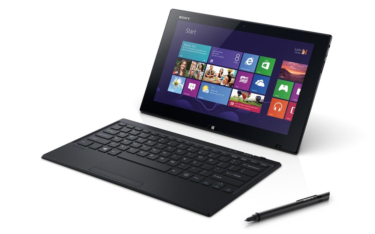 LAPTOP - HàngHiếm-Sony Vaio TAP 11 Tablet Touch 2014 Siêu Nhẹ780gam,ThếHệ4,Core Likenew 99%- Giá Tốt - 9